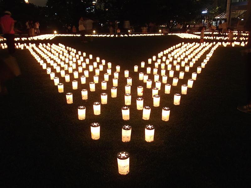 Convite: Vamos desligar as luzes e acender as velas?! Dia 19 de junho