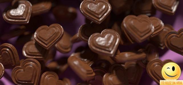 Os efeitos do chocolate no nosso cérebro